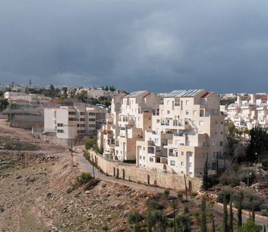De store bosetningsblokkene på Vestbredden, som Ma'ale Adumim på bildet, vil ikke bli gjenstand for en israelsk byggestans under eventuelle fredsforhandlinger. (Foto: Sue Schoenfeld, flickr.com)