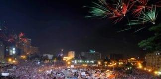 Tahrir-plassen i Kairo, juli 2013. (Foto: farkous, flickr.com)