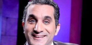 """Egypts """"Jon Stewart"""", den politiske satirikeren Bassem Youssef. (Foto: B+ Bassem Youssef Show, Facebook.com)"""