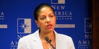 Sikkerhetsrådgiver i Det hvite hus, Susan Rice (Foto: New America Foundation, flickr.com)