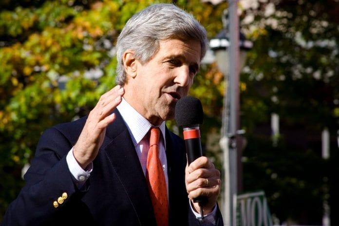 USAs utenriksminister John Kerry (Foto: Ryan Rowley, flickr.com)