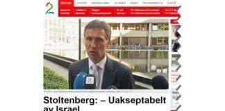 Skjermdump fra TV2.no 31. mai 2010.
