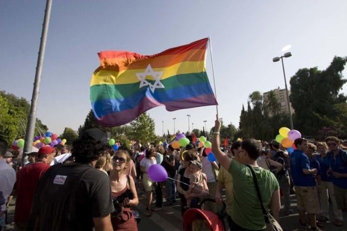 Homseparaden i Jerusalem i 2009. (Foto: Guy Yitzhaki, flickr.com)