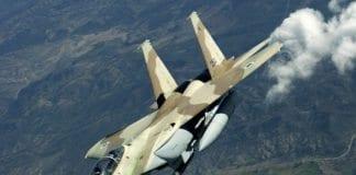 Jagerfly av typen F-15i Eagle i aksjon (Illustrasjon: Matt Morgan, flickr.com)