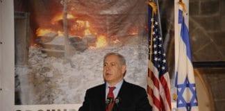 Statsminister Benjamin Netanyahu advarer Syria mot å angripe Israel (Foto: U.S. Embassy Tel Aviv, flickr.com)