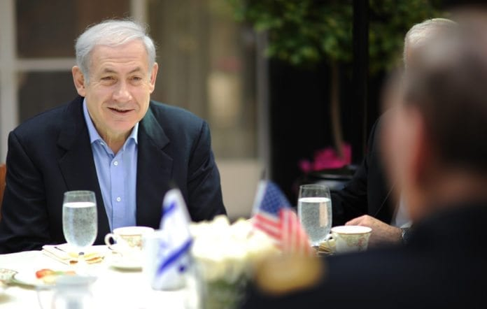 Statsminister Benjamin Netanyahu. (Foto: Chairman of the Joint Chiefs of Staff, flickr.com)