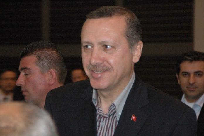 Tyrkias statsminister Recep Tayyip Erdogan (Foto: Serdar Kilic, flickr.com)