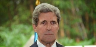 USAs utenriksminister John Kerry (Foto: MINEX GUATEMALA, flickr.com)