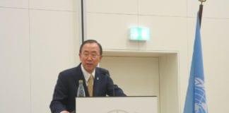 FNs generalsekretær Ban Ki-moon (Foto: UNOPS, flickr.com)