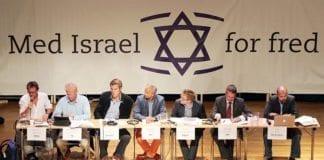 Syv politiske partier deltok i debatten til MIFF Oslo 27. august. Ap og SV glimret med sitt fravær. (Foto: Atle Hansen, MIFF)
