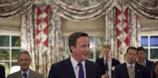 Storbritannias statsminister David Cameron (Foto: Wikimedia Commons)