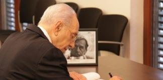 President Shimon Peres (Foto: Shimon Peres שמעון פרס, flickr.com)