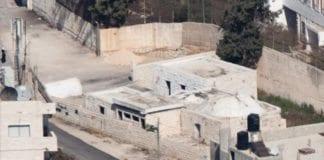 Graven til patriarken Josef, rett utenfor den arabiske byen Nablus. (Foto: Jay Williams, flickr.com)