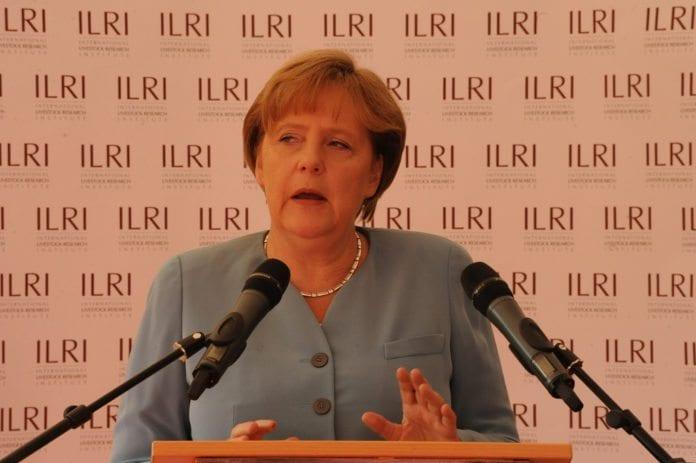 Tysklands rikskansler Angela Merkel (Foto: ILRI, flickr.com)