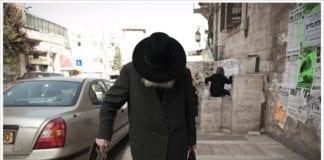 Ultra-ortodoks mann i Jerusalems gater (Illustrasjon: Montecruz Foto, flickr.com)