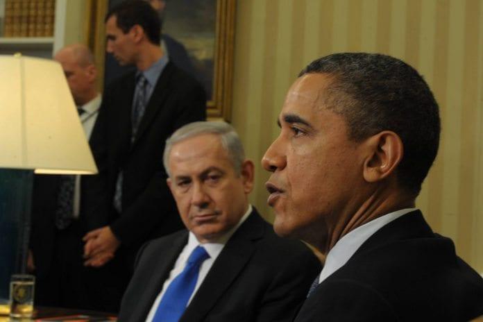 Tidligere møte mellom Israels statsminister Benjamin Netanyahu og USAs president Barack Obama i Det hvite hus, mars 2013. (Foto: Amos Ben Gershom, Prime Minister of Israel, flickr.com)
