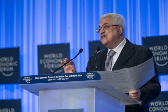 PA-president Mahmoud Abbas (Foto: World Economic Forum, flickr.com)