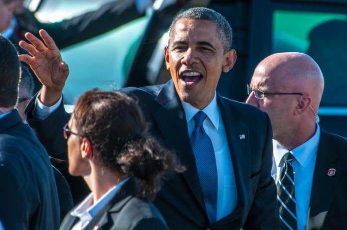 USAs president Barack Obama er i hardt Syria-vær (Foto: U.S. Department of Defense, flickr.com)