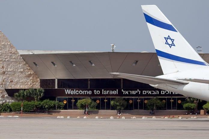 Natt til tirsdag ble sikkerheten brutt på Ben Gurion flyplass, av to palestinere som hadde kjørt seg vill. (Foto: I Wish I Was Flying, flickr.com)