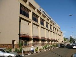 Kjøpesenteret Westgate i Nairobi har blitt okkupert av gisseltakere de siste tre dagene. (Foto: Wikimedia Commons)