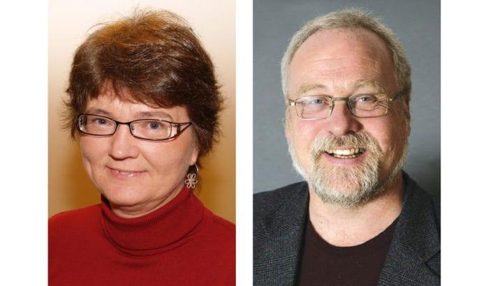 Berit Hagen Agøy, generalsekretær i Mellomkirkelig Råd og biskop Atle Sommerfeldt skal begge delta i Kirkeuka. (Foto: Kirken)