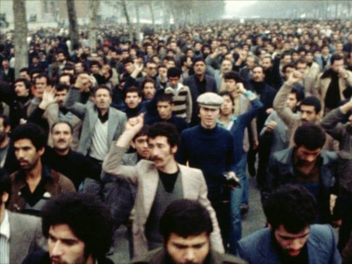 Den iranske revolusjonen er i gang (Foto: beforetherevolution.net)