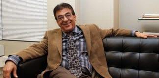 Ambassadør Naim Araidi. (Arkivfoto: Conrad Myrland, MIFF)