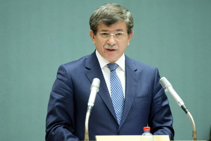 Tyrkias utenriksminister Ahmet Davutoglu (Foto: UNHCR Photo, flickr.com)
