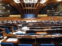 Europarådets plenumsal (Foto: Carlton Browne, flickr.com)