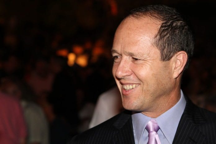Jerusalems ordfører Nir Barkat. (Foto: Wikimedia Commons)