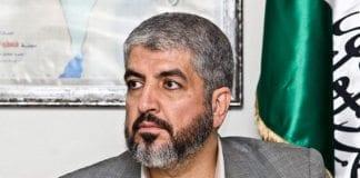 Hamas-leder Khaled Mashaal (Foto: Wikimedia Commons)