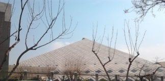 Det iranske parlamentet sentralt i Teheran (Illustrasjon: Wikimedia Commons)