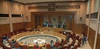Plenumsalem til Den arabiske liga (Foto: lyssa Bernstein, flickr.com)