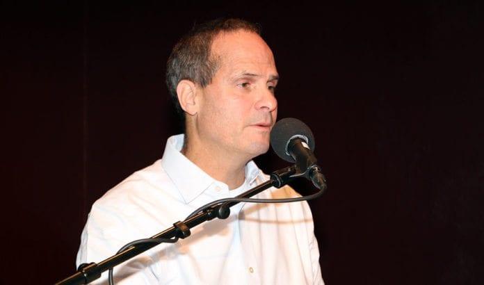 Bjørn Hermann, talsmann i IDF. (Foto: Conrad Myrland, MIFF)