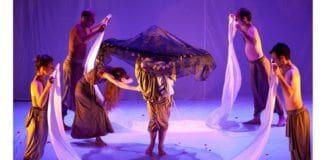 Teatergruppen Mystorin viser Drømmene til Moses på Riksscenen 24. november.