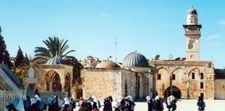 Muslimske barn i Jerusalem. (Illustrasjonsfoto: Bon Adrien, flickr.com)