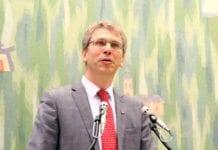 Olav Fykse Tveit har vært generalsekretær for Kirkenes Verdensråd siden 27. august 2009. (Foto: LWF/Maximilian Haas, flickr.com)