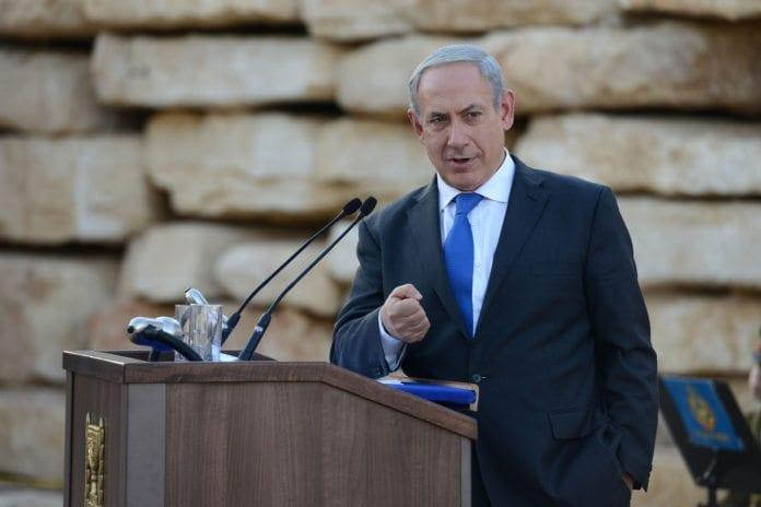 Statsminister Benjamin Netanyahu. (Foto: Kobi Gideon, Prime Minister of Israel, flickr.com)