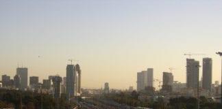 Morgenrushet inn og ut av Tel Aviv (Illustrasjon: Ron Almog, flickr.com)