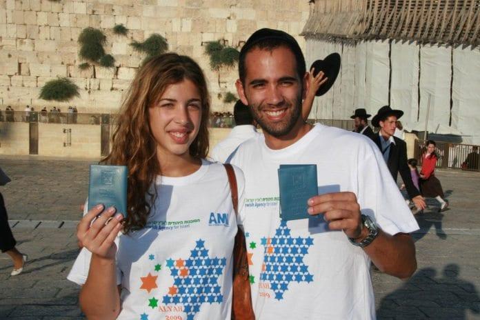 To franske jøder har akkurat gjennomført