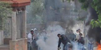 Palestinsk opprør i El-Arrub på Vestbredden i 2011 (Illustrasjon: flickr.com)