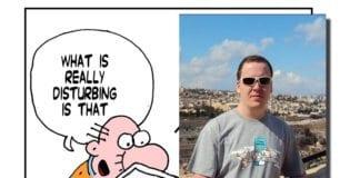 MIFF-medlem og pro-israelsk blogger Andreas Fagerbakke har levert idé til Dry Bones.