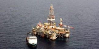 Plattform på Leviathan-feltet utenfor kysten av Israel. (Arkivfoto: UK in Israel, flickr.com)