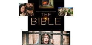 Bibelen - den episke miniserien DVDx4. Bestill fra torget.miff.no.
