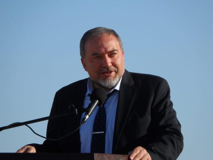 Avigdor Lieberman er tilbake som Israels utenriksminister (Foto: Jonathan Klinger, flickr.com)