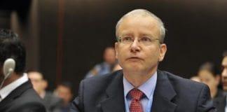 Israels FN-ambassadør til Menneskerettighetsrådet i Geneve, Aharon Leshno-Yaar. (Illustrasjon: Jean-Marc Ferre, UN Photo Geneva, flickr.com)