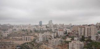 Ramallah. (Illustrasjonsfoto: Jan Krutisch, flickr.com)