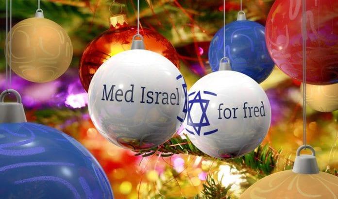 God hanukka, god jul og godt nytt år!