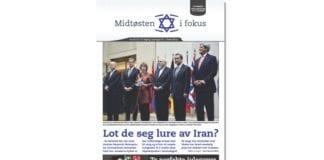 Midtøsten i fokus nr. 6/2013.