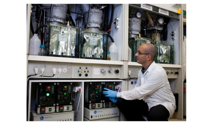 (Illustrasjonsfoto: Israel Energy Initiatives)